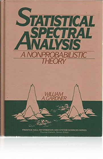 Statistical spectral analysis