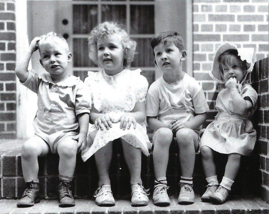 children reactions first exposure